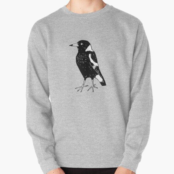 Max the Magpie - Raising funds for BirdLife Australia Pullover Sweatshirt