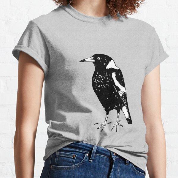 Max the Magpie - Raising funds for BirdLife Australia Classic T-Shirt