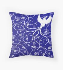 Mythical Bird Floor Pillow