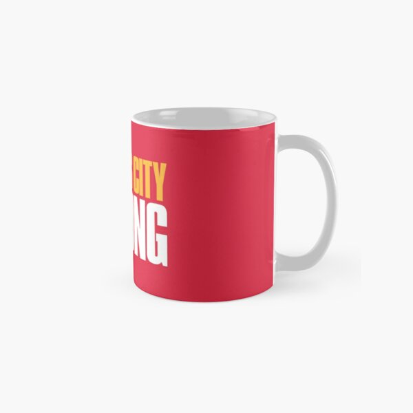 Kansas City Strong Sports Fan Classic Mug