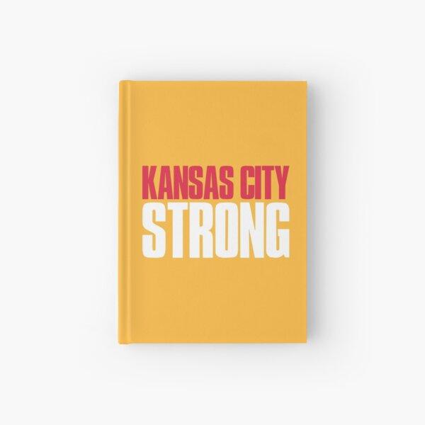 Kansas City Strong Fan Hardcover Journal