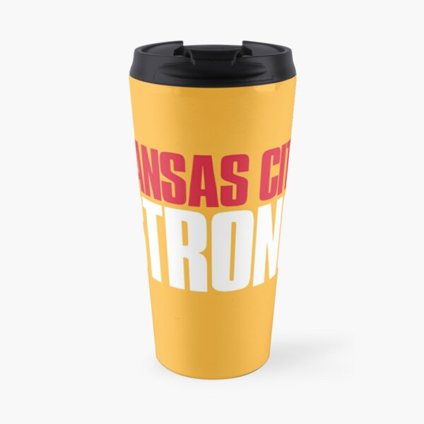 Kansas City Strong Fan Travel Mug