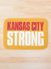 Kansas City Starker Fan Badematte
