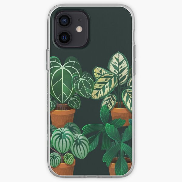 Plants iPhone Soft Case