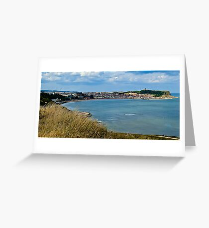 Scarborough, North Yorkshire Greeting Card