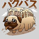 Pugbus by andresMvalle