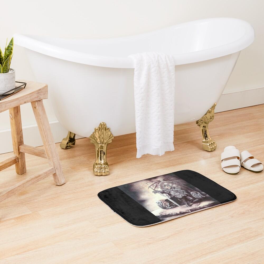 Conquest  Bath Mat