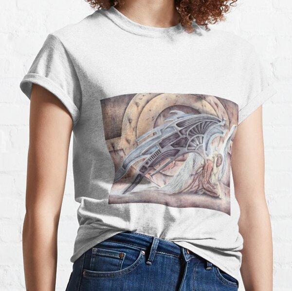 Angel vs Demon  Classic T-Shirt