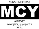 Sunshine Coast Airport MSY by AvGeekCentral