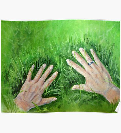 Green fingers Poster