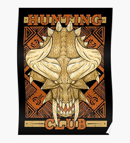 Hunting Club: Diablos Poster