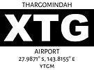 Thargomindah Airport XTG by AvGeekCentral