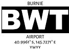 Burnie Airport BWT by AvGeekCentral