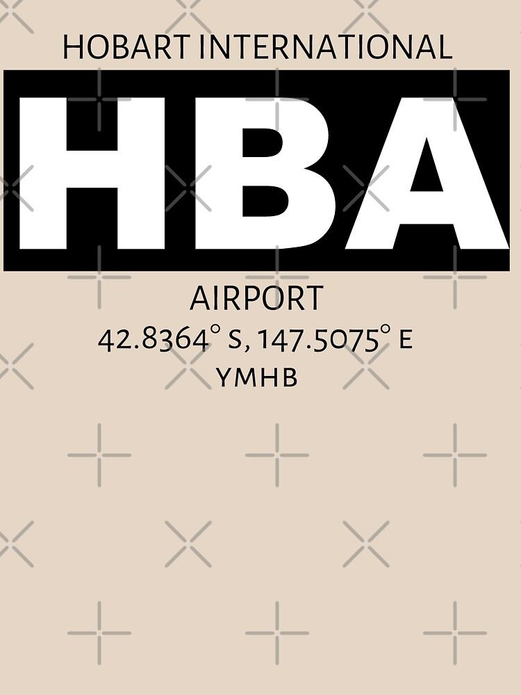 Hobart International Airport HBA by AvGeekCentral