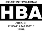Hobart International Airport HBA by AvGeekCentral