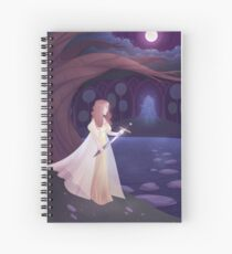 Of Swords and Stories Spiral Notebook