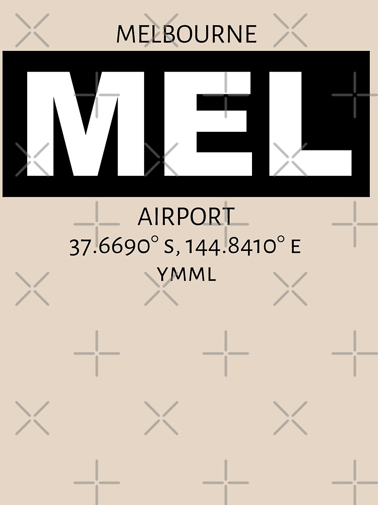 Melbourne Airport MEL by AvGeekCentral