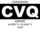 Carnarvon Airport CVQ by AvGeekCentral