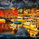 Bearskin Neck, Rockport by LudaNayvelt