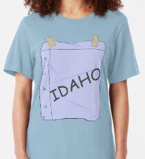 I'm Idaho!  - Ralph  Slim Fit T-Shirt