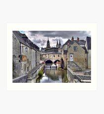 Bayeux Art Print