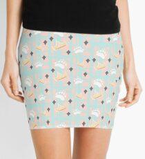 Bear Queen  Mini Skirt