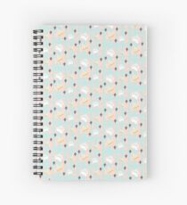 Bear Queen  Spiral Notebook