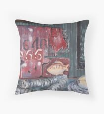 The delight is in the detail Throw Pillow