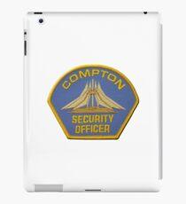 Compton Security iPad Case/Skin