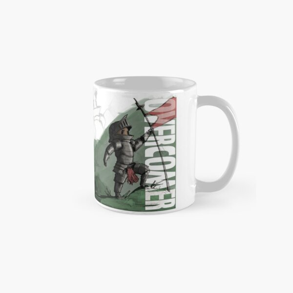 Little Knight_Overcomer Classic Mug