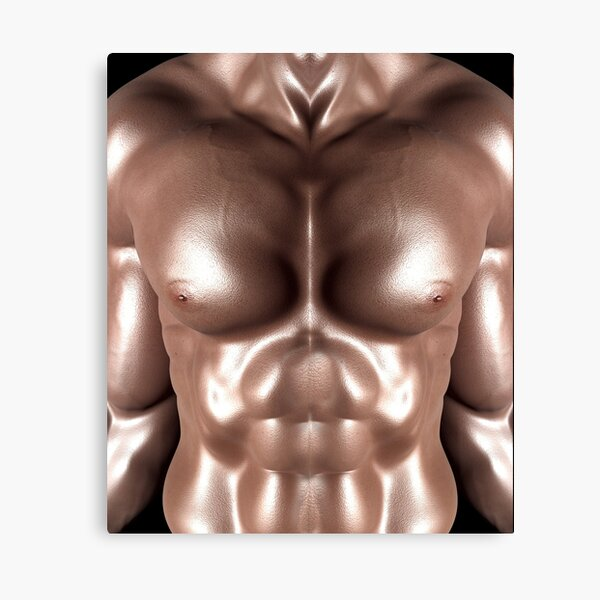 Six Pack ? Check This 9 Pack Out !! Canvas Print