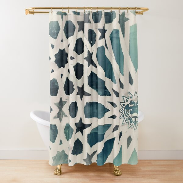 African Shower Curtains Redbubble