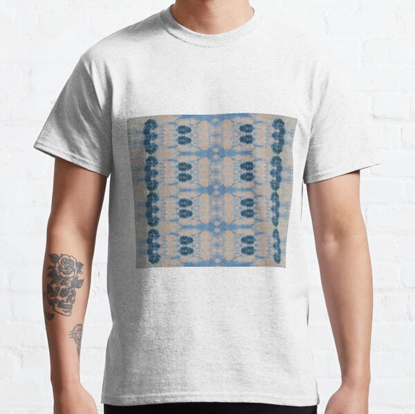 #Design, #pattern, #abstract, #art, illustration, shape, decoration, mosaic, square, futuristic, tile, modern Classic T-Shirt