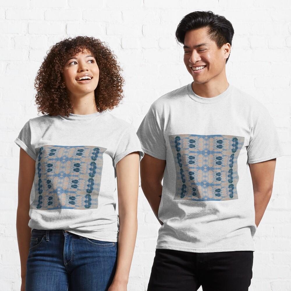 #Design, #pattern, #abstract, #art, illustration, shape, decoration, mosaic, square, futuristic, tile, modern Classic T-Shirt