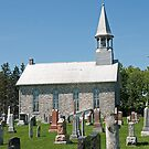 Kenyon Presbyterian Church, Dunvegan. 1880. by Mike Oxley