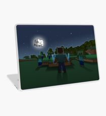Minecraft Laptop Skins Redbubble - Minecraft skins fur mac