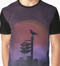 Der Rabe Grafik T-Shirt