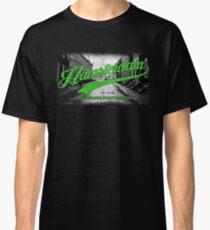 Hamsterdam - Cloud Nine Edition (Green) Classic T-Shirt