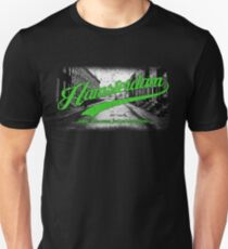 Hamsterdam - Cloud Nine Edition (Green) T-Shirt