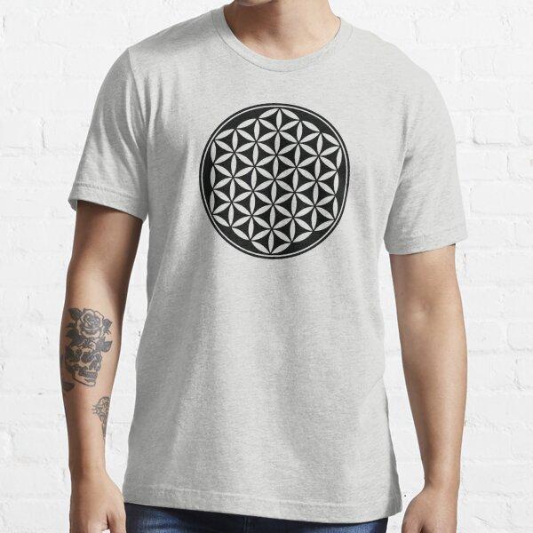 FLOWER OF LIFE - SACRED GEOMETRY - HARMONY & BALANCE Essential T-Shirt