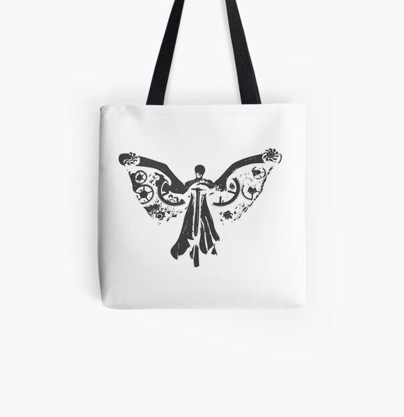 Clockwork Angel All Over Print Tote Bag