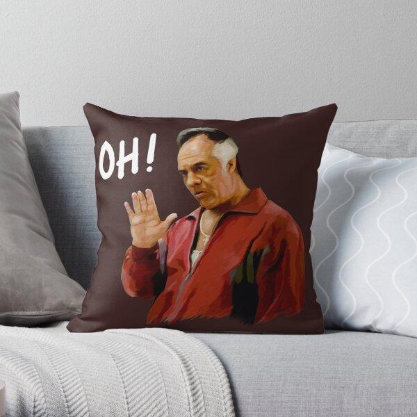 PAULIE Throw Pillow