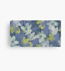Marisol - Blue Bell Canvas Print