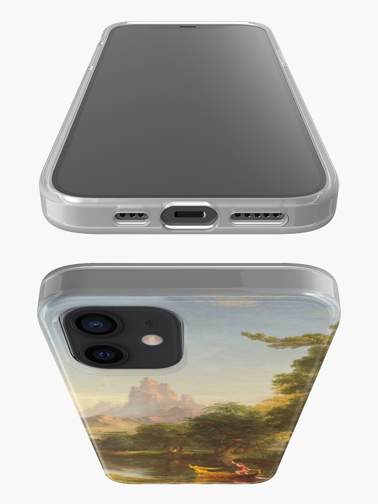 Alternate view of The Voyage of Life Youth Painting by Thomas Cole iPhone Case & Cover