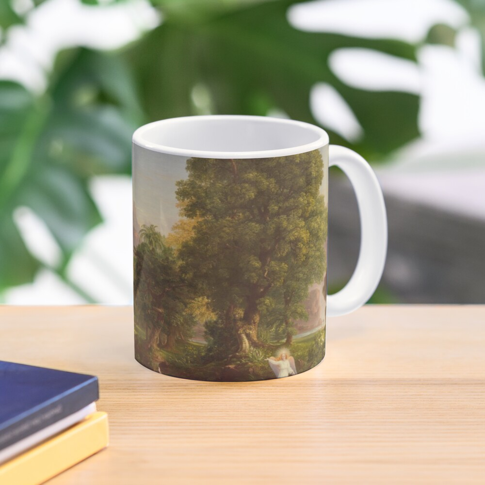 The Voyage of Life Youth Painting by Thomas Cole Mug
