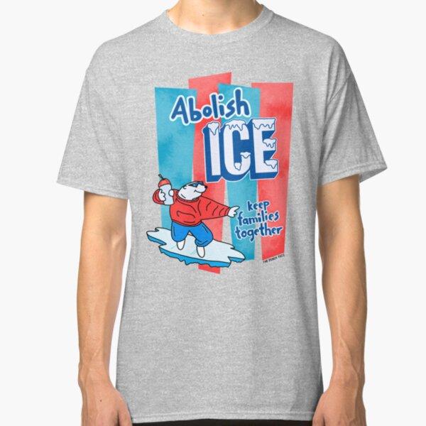 Abolish ICE - The Peach Fuzz Classic T-Shirt