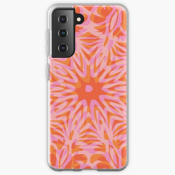 Floral Chaos 3 Samsung Galaxy Soft Case