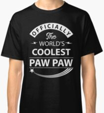 The World's Coolest PawPaw Classic T-Shirt