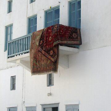 Mykonos rugs by DALock