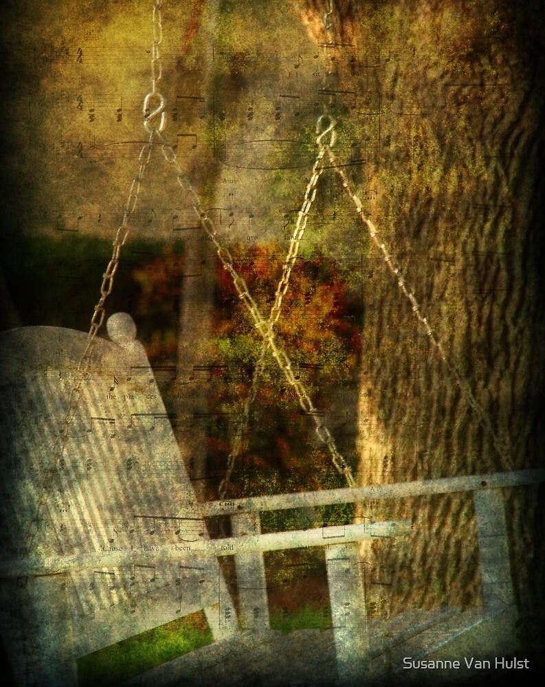 Sweet Memories of Yesterday by Susanne Van Hulst